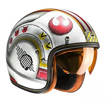 Casco Jet HJC FG-70S Star Wars X-Wing Fighter Pilot
