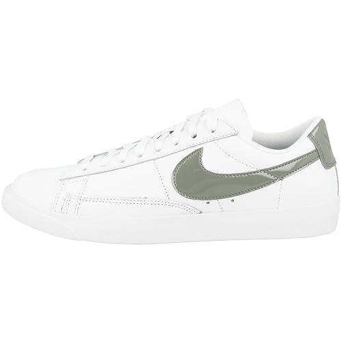 Nike Blazer low le donne pelle scarpe da ginnastica in PALLACANESTRO aa3961