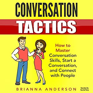 Conversation Tactics Audiobook