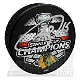Andrew Shaw Chicago Blackhawks Signed Autographed 2015 Stanley Cup Champs Puck