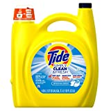 Tide Simply Clean & Fresh Liquid Laundry Detergent, Refreshing Breeze Scent, 4.08 L (89 Loads)