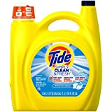 Tide ,,Refreshing Breeze,Simply clean & fresh he liquid laundry detergent, refreshing breeze scent, 89 loads 4.08 l,89 Count