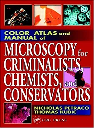 color atlas and manual of microscopy for criminalists used pdf