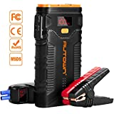 Jump Starter, AUTOWN 2000A Peak 20800mAh Car Jump Starter with Quick Charger, 12V