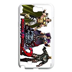 Fist Of The North Star Samsung Galaxy N2 7100 Cell Phone Case White Phone cover Q3280622