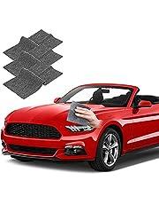3 stks Nano Sparkle Doek voor Auto Krasjes Nano Magic Cloth Multipurpose Scratch Reparatie Doek voor Nano Magic Cloth Scratch Remover Repareer Paint Crates and Water Spots