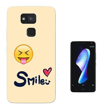 Amazon.com: 003007 - Emoji Smiley Faces Smile Design BQ ...