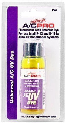 Interdynamics 376CS Air Conditioning Universal Dye - 1 oz. Bottle by Interdynamics