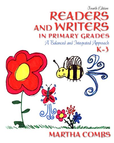 Combs: Reader Writer Primar Grades_4 (4th Edition)