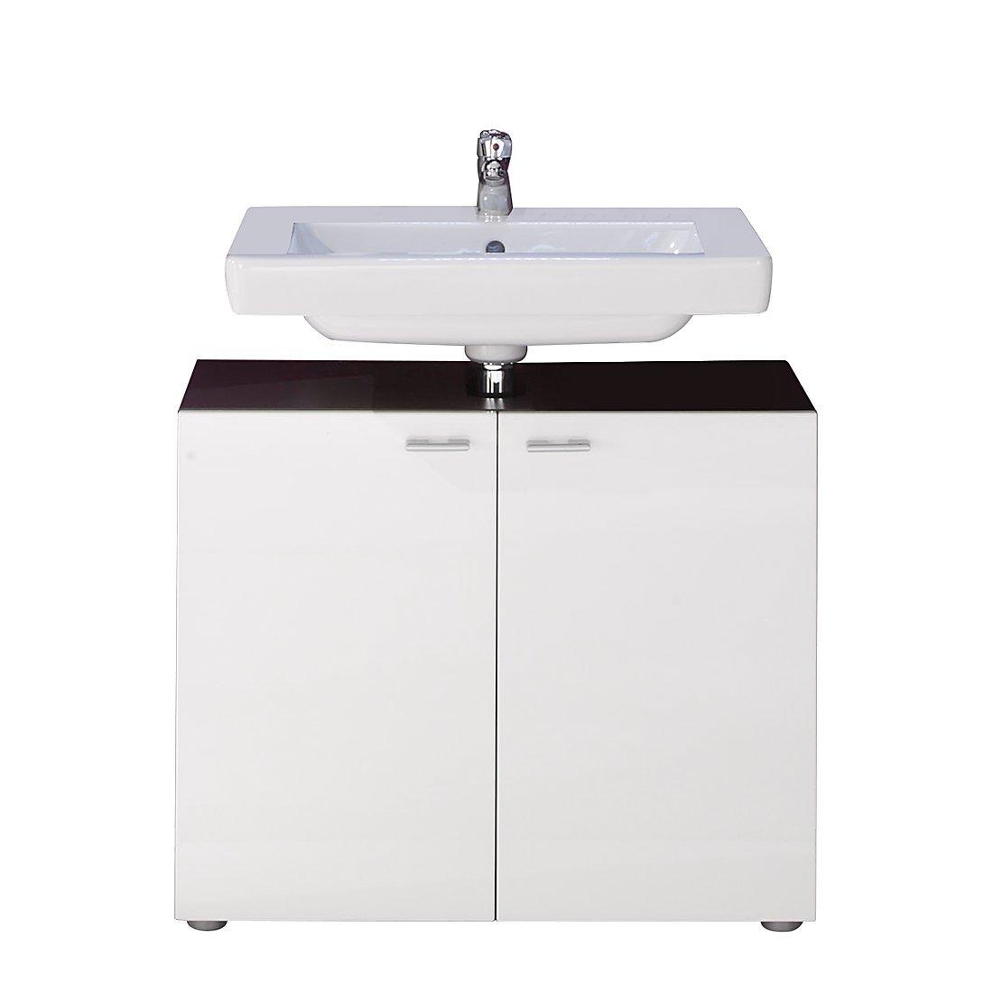 trendteam Badezimmer Waschbeckenunterschrank Unterschrank Tetis ...