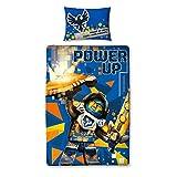 Lego Nexo Knights Power Panel Duvet Cover Set