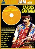 Jam with Carlos Santana (Book/CD)