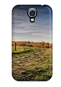 MMZ DIY PHONE CASENew Style Anna Paul Carter Hard Case Cover For Galaxy S4- Rear