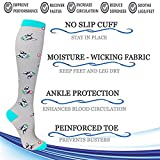 Compression Socks (8 pairs) For Women & Men