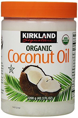 Kirkland Signature Organic Coconut Unrefined