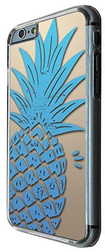 289 - Pineapple Summer time Design iphone 6 PLUS / iphone 6 PLUS S 5.5'' Coque Fashion Trend Case Coque Protection Cover plastique et métal
