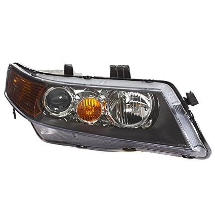 Amazon Com 2004 2005 Acura Tsx Front Facial Head Light Lamp Right