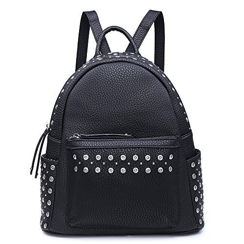 Ladies Black Stud - 1
