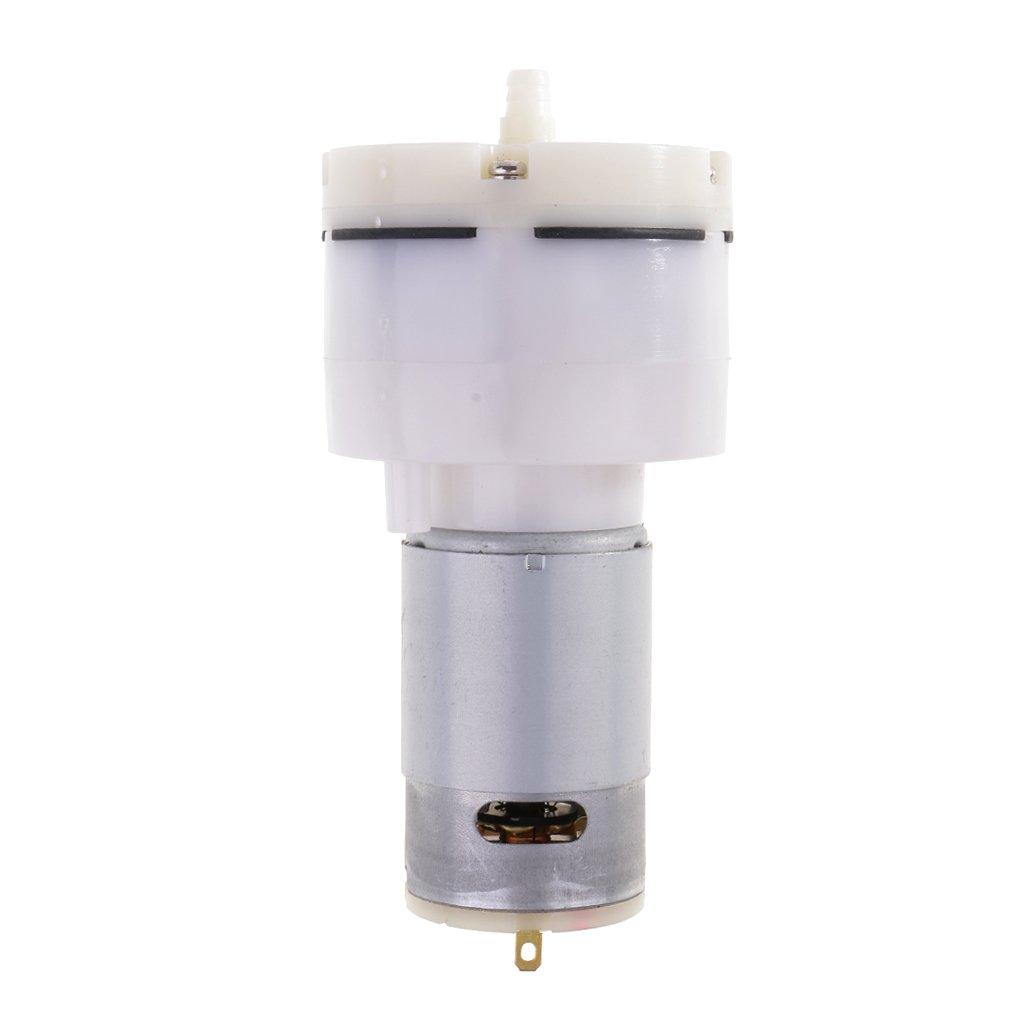 12v Mini-bomba De Aire De Aspiracion Miniatura Compresor De La Bomba De Vacio Inflador Portatil: Amazon.es: Coche y moto