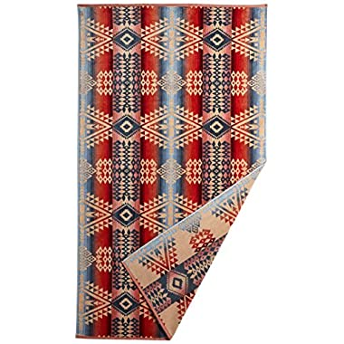 Pendleton Oversized Jacquard Towel, Canyonlands
