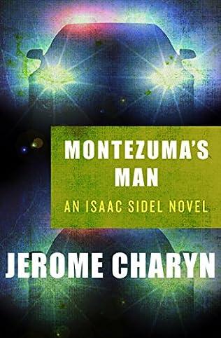 book cover of Montezuma\'s Man