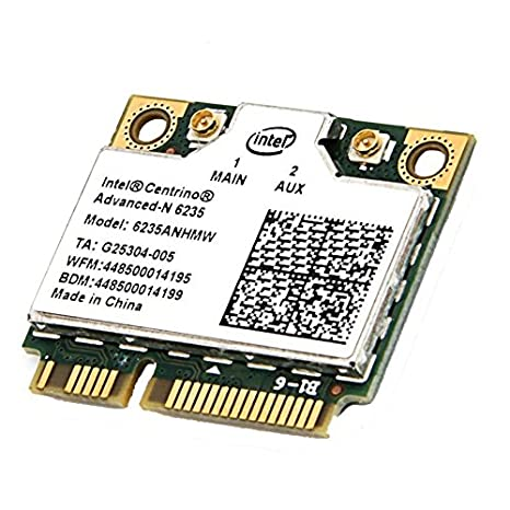 Intel Tarjeta WiFi Bluetooth 6235 6235 ANHMW Mini PCIe Sony ...