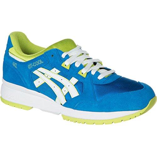Asics Mens Gt-cool Chaussures Bleu Moyen / Citron Vert 11.5