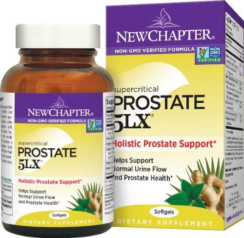 Nouveau Chapitre de la prostate 5LX gélules, 180 comte