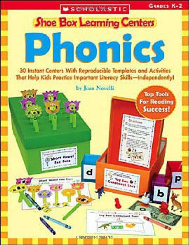 Download Phonics (Shoe Box Learning Centers) ebook