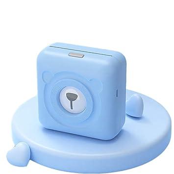 H&T Mini Impresora térmica portátil de Recibos de Bluetooth ...