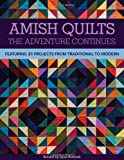 Amish Quilts―The Adventure Continues: Featuring 21 Projects from Traditional to Modern