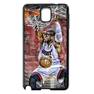 I-Cu-Le Customized Print Dwyane Wade Hard Skin Case Compatible For Samsung Galaxy Note 3 N9000