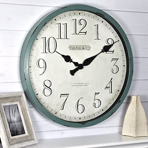 FirsTime Co. Bellamy Wall Clock