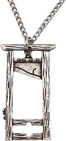 Suszian Mini Cuchillo de Collar al Aire Libre, Cuchillo de Acero Inoxidable de Bolsillo Cuchillo de Caza Fijo Herramienta de Camping Cuchillos de ...