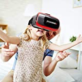 VR Headset Compatible with iPhone and Android