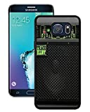 Case for Samsung Galaxy S6 Edge Plus,Trace Elliot Bass Amplification Acoustic Music Speak Samsung Galaxy S6 Edge Plus Case - Black TPU Case