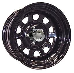 Pro Comp Steel Wheels Series 52 Wheel with Gloss Black Finish (15x10\