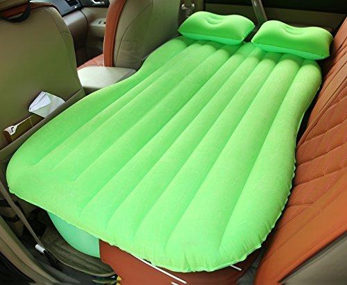 YJH+ アウトドアキャンプカーの車SUV GMベッドベッド厚いカーインフレータブルマットレスカーショックベッド旅行ベッドリアカーエアクッション 美しく、寛大な ( 色 : A ) B073PRL2CC A A