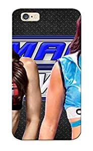 Diy Yourself Cover case cover - Wwe Divas Wrestling Sexy Babeb protective FRJvViPzVXQ case cover Compatibel With iPhone 4 4s