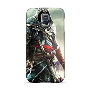 Pretty PvT467mjQS Galaxy S5 Case Cover/ Assassins Creed Revelations Series High Quality Case