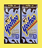 Yoo Hoo Chocolate Caramel Drink 6/6.5 FL oz. Good Source of Vitamins. Rich In Calcium & Vitamin D Naturally & Artificially Flavored. 100 Calories Per Box.