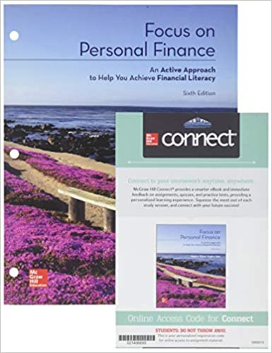 Focus On Personal Finance Kapoor Pdf