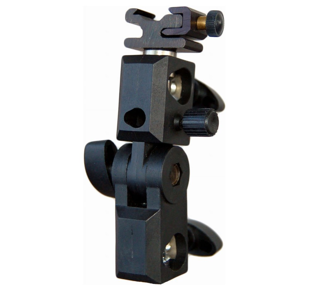 ProMaster SystemPro Universal Light Stand Adapter Includes Metal Flash Shoe Mount (6776)