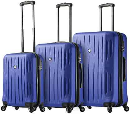 62bb06a5a53d Shopping Blues - Hard - 33 to 44 Inches - Luggage Sets - Luggage ...