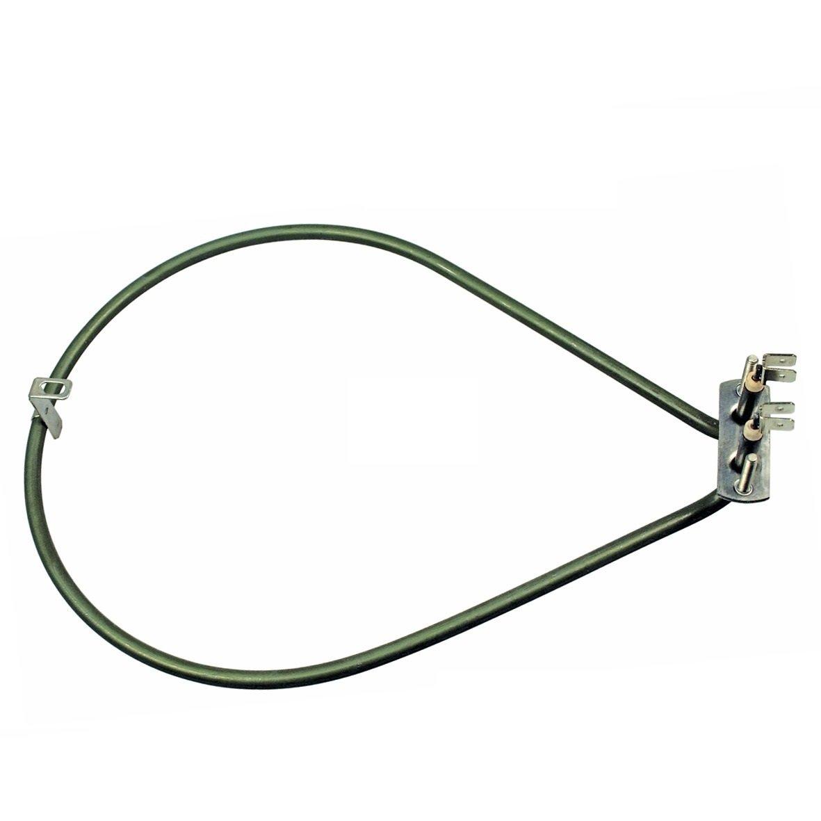 Heizelement Heizspirale Heizung Heiß luft Umluft 1200W 220V Herd Backofen wie Electrolux AEG 899661912880 Universal