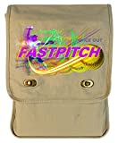 Tenacitee Fast Pitch Putty Canvas Field Bag