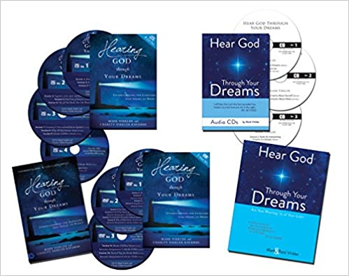 Book BUNDLE: Dream Your Way to Wisdom Complete Discounted Package - 2 Books - 15 CD Sessions - 10 DVD Sessions