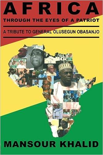 E-Books kostenlos als PDF herunterladen Africa Through the Eyes of a Patriot PDF FB2