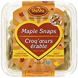 ShaSha Snap Cookies, Maple, 250g
