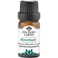 Rosemary Essential Oil, 100% Pure, Sustainably Sourced, Organically Crafted, Aromatherapy, My Pure Earth, 10ml,MPE…